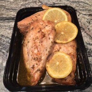 garlic oregano chicken