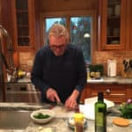 Ralph making Linguine with Clams