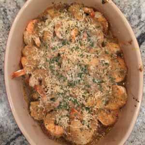 shrimp oreganato